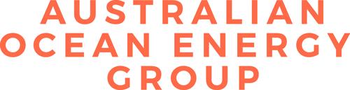 Australian Ocean Energy Group (AOEG) Logo